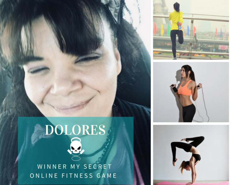 Dolores M Winner Phase ZERO and ONE Free Mambership My Secret Online Fitness Game